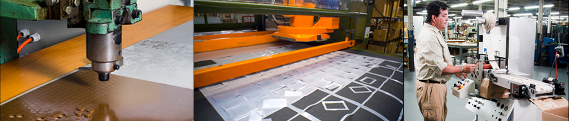Automated Die Cutting Examples